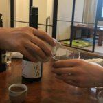 Sake in Yanaka