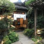 Sukiyaki at Asakusa